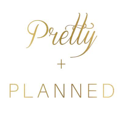 Pretty & Planned Events